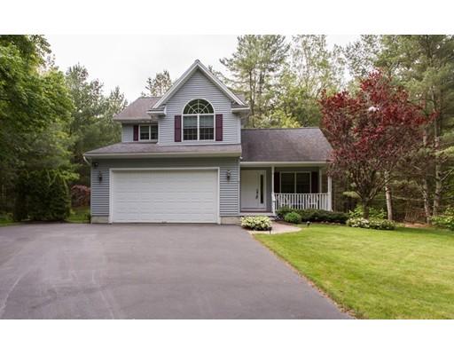 独户住宅 为 销售 在 189 Knox Trail Road Warren, 马萨诸塞州 01083 美国