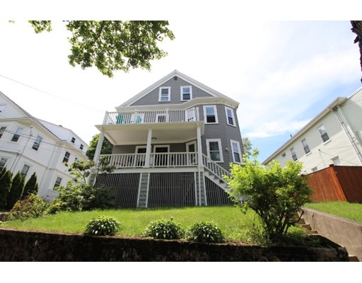 Single Family Home for Rent at 3 Harvard Street Arlington, 02476 United States