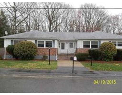 Single Family Home for Rent at 47 Acorn Drive Randolph, 02368 United States