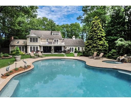Частный односемейный дом для того Продажа на 54 Old Barn Pathe 54 Old Barn Pathe Marshfield, Массачусетс 02050 Соединенные Штаты
