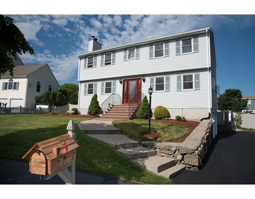 Single Family Home for Sale at 17 Waselchuk Drive Peabody, Massachusetts 01960 United States