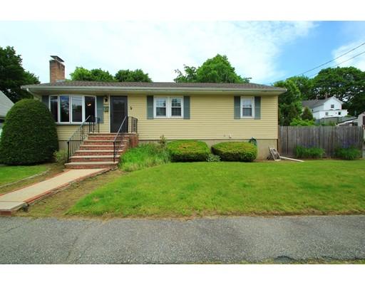 Additional photo for property listing at 11 Boline Place  Woburn, Massachusetts 01801 United States