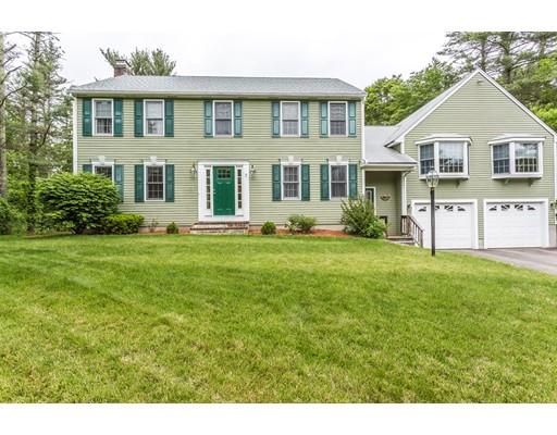 Частный односемейный дом для того Продажа на 7 Barnboard Road Mansfield, Массачусетс 02048 Соединенные Штаты