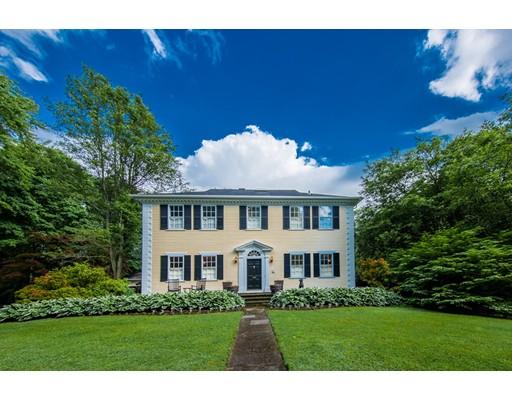 Maison unifamiliale pour l Vente à 195 Jacob Street Seekonk, Massachusetts 02771 États-Unis