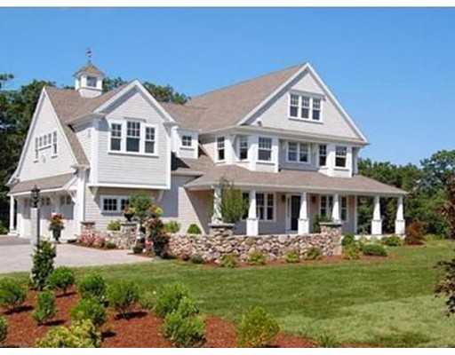 Single Family Home for Sale at 11 Keeney Pond Road Norfolk, Massachusetts 02056 United States