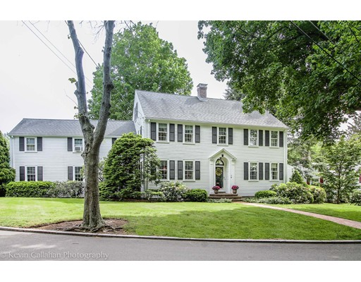 Single Family Home for Sale at 14 Meadowview Road Melrose, Massachusetts 02176 United States