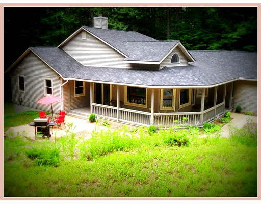 Single Family Home for Sale at 134 Leonard Road Shutesbury, Massachusetts 01072 United States