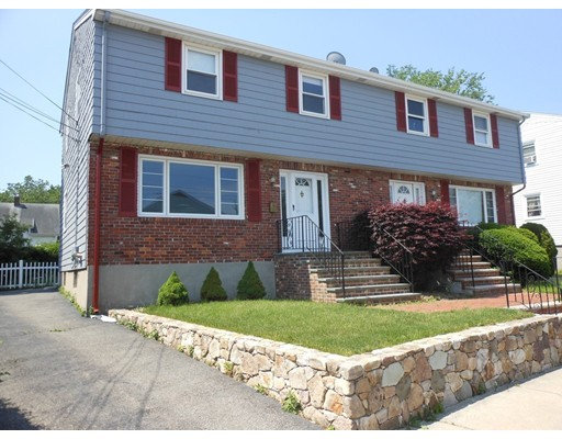 Single Family Home for Rent at 7 Desmond Watertown, Massachusetts 02472 United States