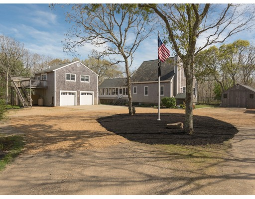 Single Family Home for Sale at 64 Saddle Club Road 64 Saddle Club Road Edgartown, Massachusetts 02539 United States