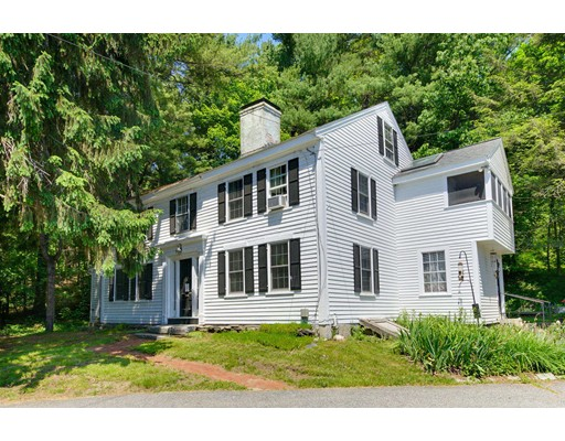 Single Family Home for Sale at 171 Lowell Road Groton, 01450 United States