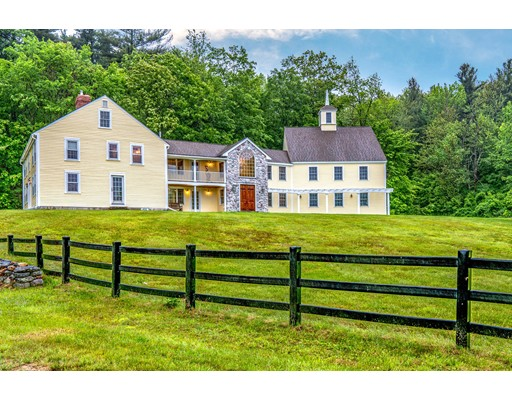 Single Family Home for Sale at 149 Bennett Road 149 Bennett Road Ashby, Massachusetts 01431 United States