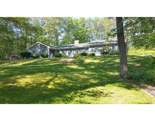 Single Family Home for Sale at 73 Woodhill Road Monson, Massachusetts 01057 United States