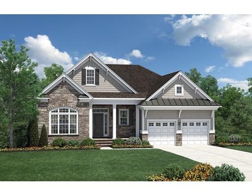 Кондоминиум для того Продажа на 28 Ridgewood Dr #Lot 58 28 Ridgewood Dr #Lot 58 Stow, Массачусетс 01775 Соединенные Штаты