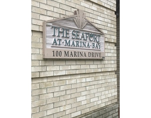 Additional photo for property listing at 100 Marina Drive  Quincy, Massachusetts 02171 Estados Unidos