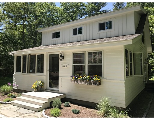 Single Family Home for Sale at 4 Riverside Drive Dover, Massachusetts 02030 United States