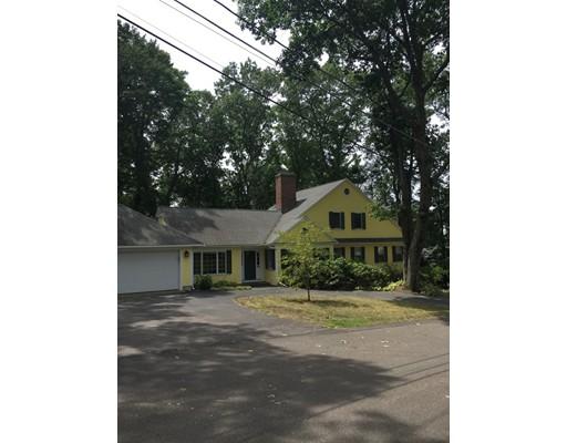 Single Family Home for Rent at 50 Woodridge Road Wellesley, Massachusetts 02482 United States