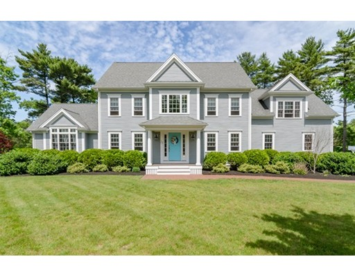 Single Family Home for Sale at 23 Deerfield Lane Pembroke, Massachusetts 02359 United States