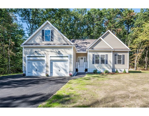 Single Family Home for Sale at 188 MARSH Road Pelham, New Hampshire 03076 United States