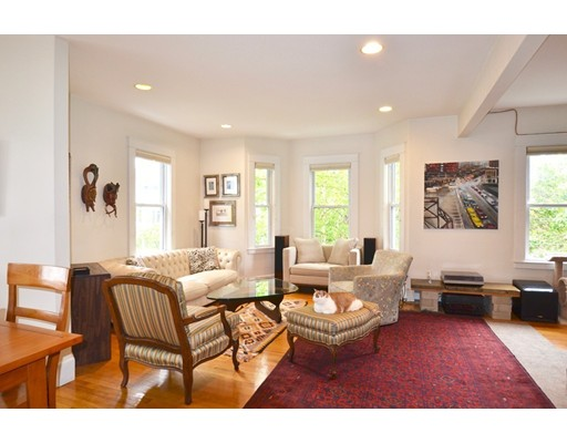 Additional photo for property listing at 53 Creighton Street  Cambridge, Massachusetts 02140 Estados Unidos