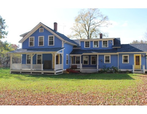 Casa Unifamiliar por un Venta en 1230 Main Poland Road 1230 Main Poland Road Conway, Massachusetts 01341 Estados Unidos