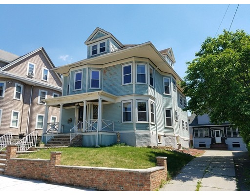 Multi-Family Home for Sale at 37 Clarendon Street Malden, Massachusetts 02148 United States