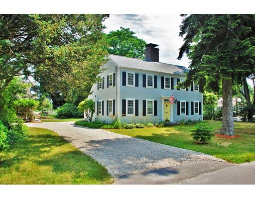 Casa Unifamiliar por un Venta en 22 Siders Pond Road Falmouth, Massachusetts 02540 Estados Unidos
