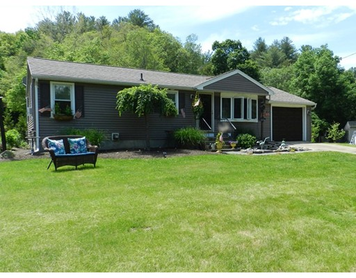 Single Family Home for Sale at 155 Old Palmer Road Brimfield, Massachusetts 01010 United States
