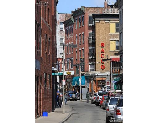 Additional photo for property listing at 115 Salem Street  Boston, Massachusetts 02113 Estados Unidos