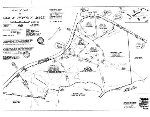 32 Topsfield Road (Lot 10), Wenham, MA, 01984