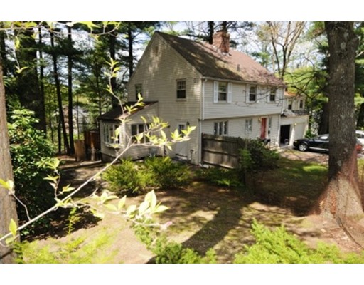 Single Family Home for Rent at 5 Temple Road Wellesley, Massachusetts 02482 United States