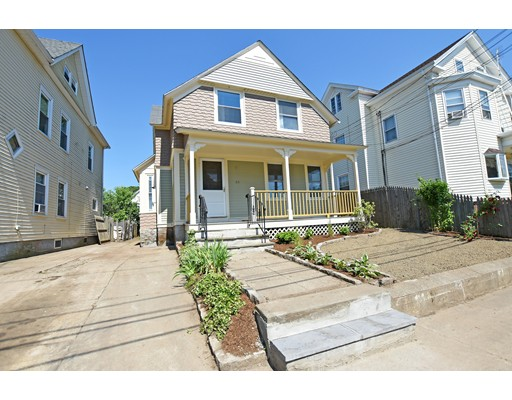 Single Family Home for Sale at 64 Anthony Street East Providence, Rhode Island 02914 United States