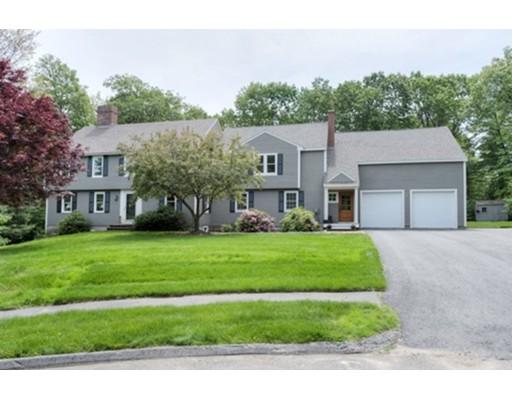 واحد منزل الأسرة للـ Sale في 20 Sumac Circle Holden, Massachusetts 01520 United States