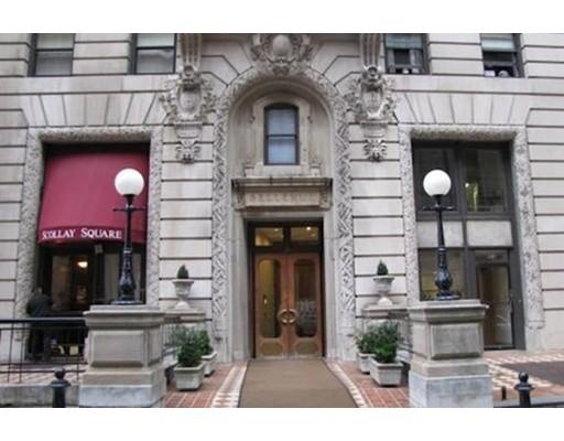 Casa Unifamiliar por un Alquiler en 21 Beacon Street Boston, Massachusetts 02108 Estados Unidos