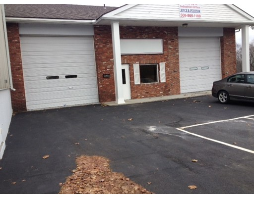 Commercial for Rent at 188 Worcester Street 188 Worcester Street Grafton, Massachusetts 01536 United States