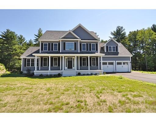 Частный односемейный дом для того Продажа на 22 Robbins Farm Lane Dunstable, Массачусетс 01827 Соединенные Штаты