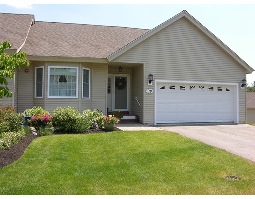 Condominium for Sale at 96 Hall Road Fremont, New Hampshire 03044 United States