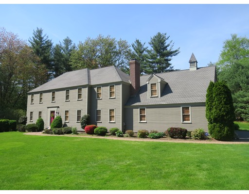 Single Family Home for Rent at 156 Tokatawan Spring Lane Boxborough, Massachusetts 01719 United States