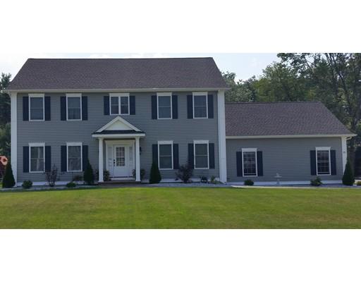 Частный односемейный дом для того Продажа на 8 State Street 8 State Street Belchertown, Массачусетс 01007 Соединенные Штаты