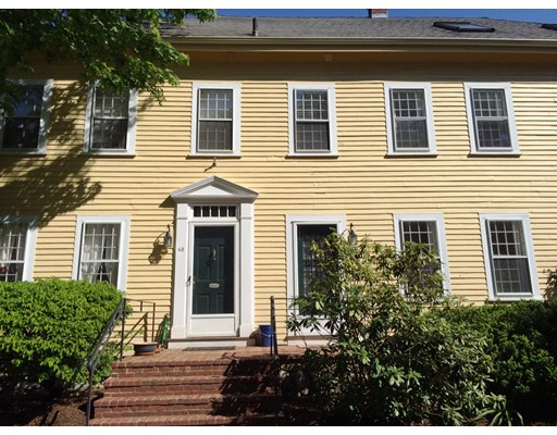 Single Family Home for Rent at 41 Church Street Weston, Massachusetts 02493 United States