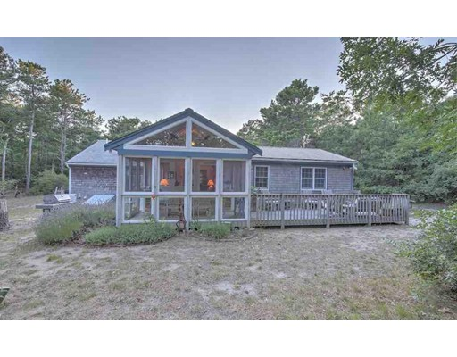 Single Family Home for Sale at 160 Asas Road Eastham, Massachusetts 02642 United States