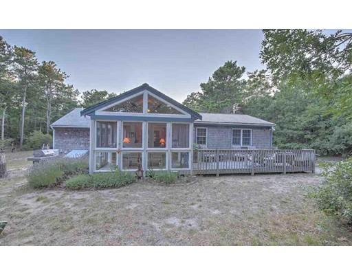 Maison unifamiliale pour l Vente à 160 Asas Road 160 Asas Road Eastham, Massachusetts 02642 États-Unis