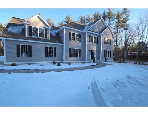 Casa Unifamiliar por un Venta en 3 Old Dunstable Road Groton, Massachusetts 01450 Estados Unidos
