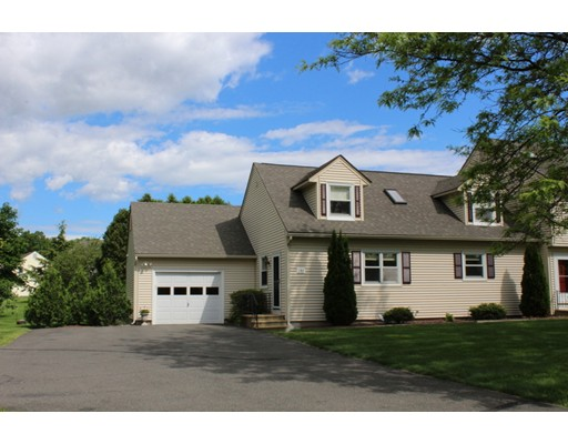 Condominium for Sale at 14A Duncan Drive #14A 14A Duncan Drive #14A Deerfield, Massachusetts 01373 United States