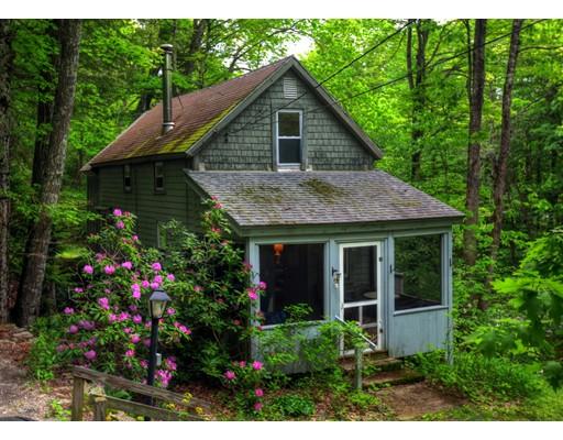 独户住宅 为 销售 在 11 River Sandisfield, 马萨诸塞州 01255 美国