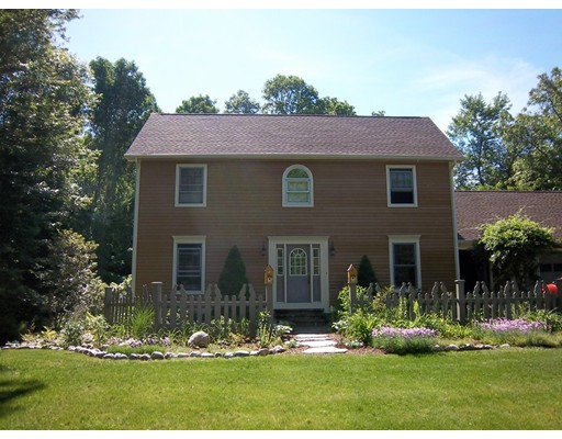 Single Family Home for Sale at 44 Barton Avenue Belchertown, Massachusetts 01007 United States