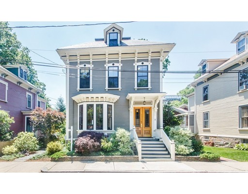 Single Family Home for Sale at 9 BISHOP Street Boston, Massachusetts 02130 United States