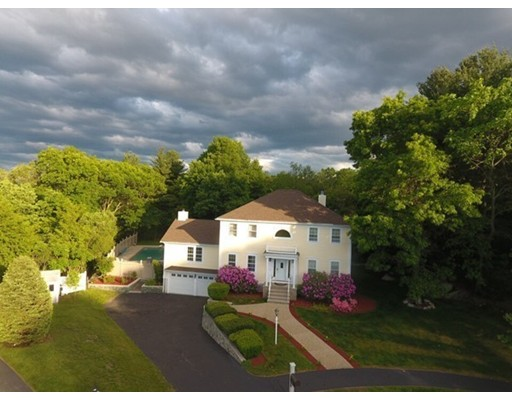 Single Family Home for Sale at 87 Hammersmith Drive Saugus, Massachusetts 01906 United States