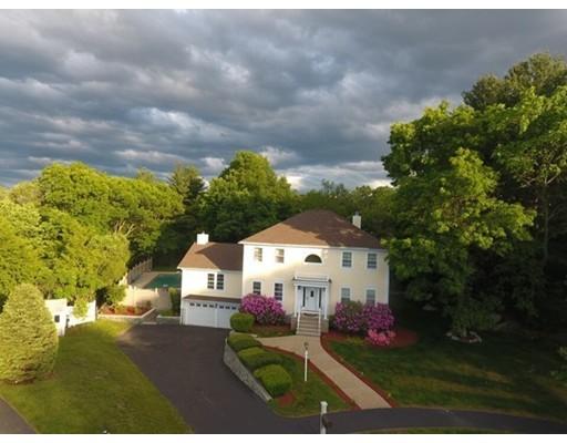 Maison unifamiliale pour l Vente à 87 Hammersmith Drive 87 Hammersmith Drive Saugus, Massachusetts 01906 États-Unis