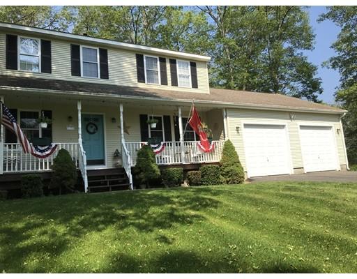 独户住宅 为 销售 在 92 Coffey Hill Road Ware, 马萨诸塞州 01082 美国