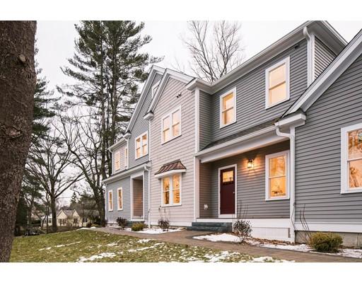 独户住宅 为 销售 在 132 Evelyn Road 132 Evelyn Road 牛顿, 马萨诸塞州 02468 美国